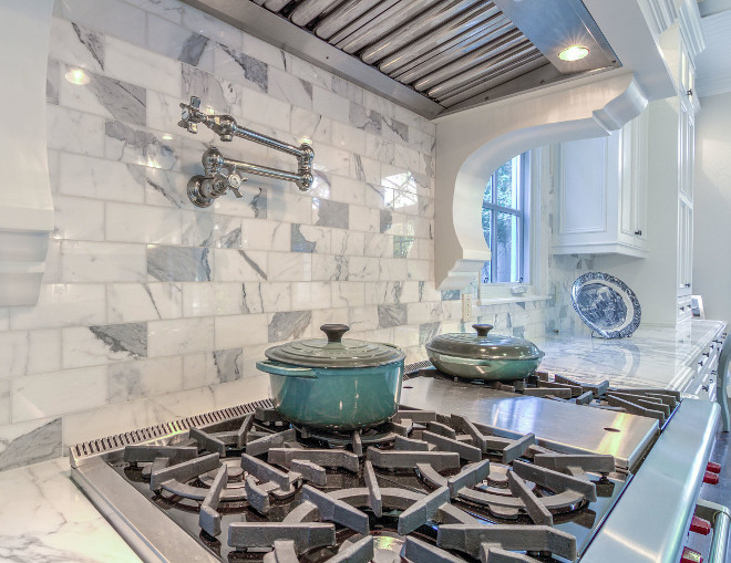 Marble backsplash tile. Marble backsplash tile. Marble backsplash tile #Marblebacksplashtile Matt Morris Development.