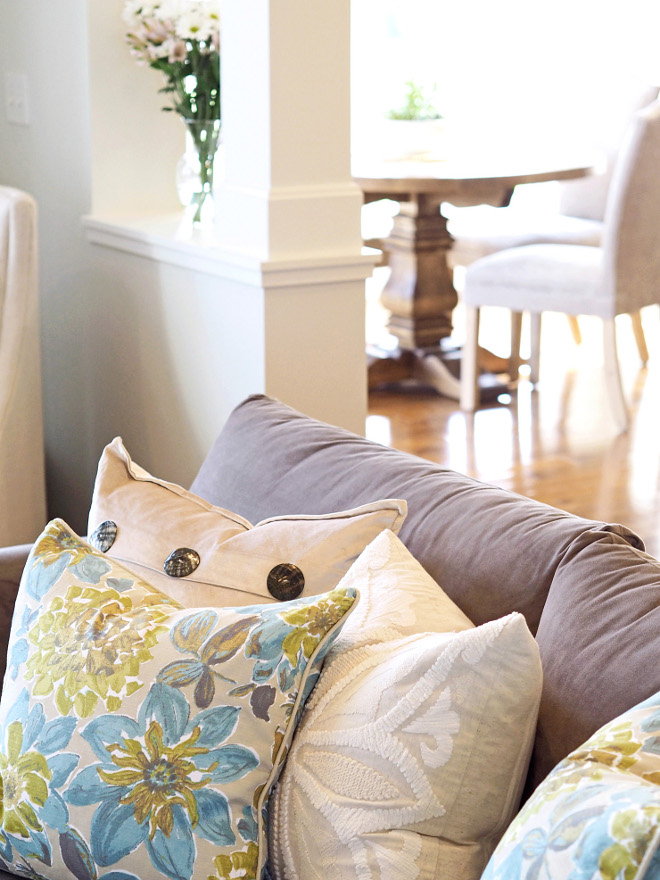 Marshalls Home Goods Decorative Pillows : Beautiful Homes of Instagram - Home Bunch Interior Design Ideas