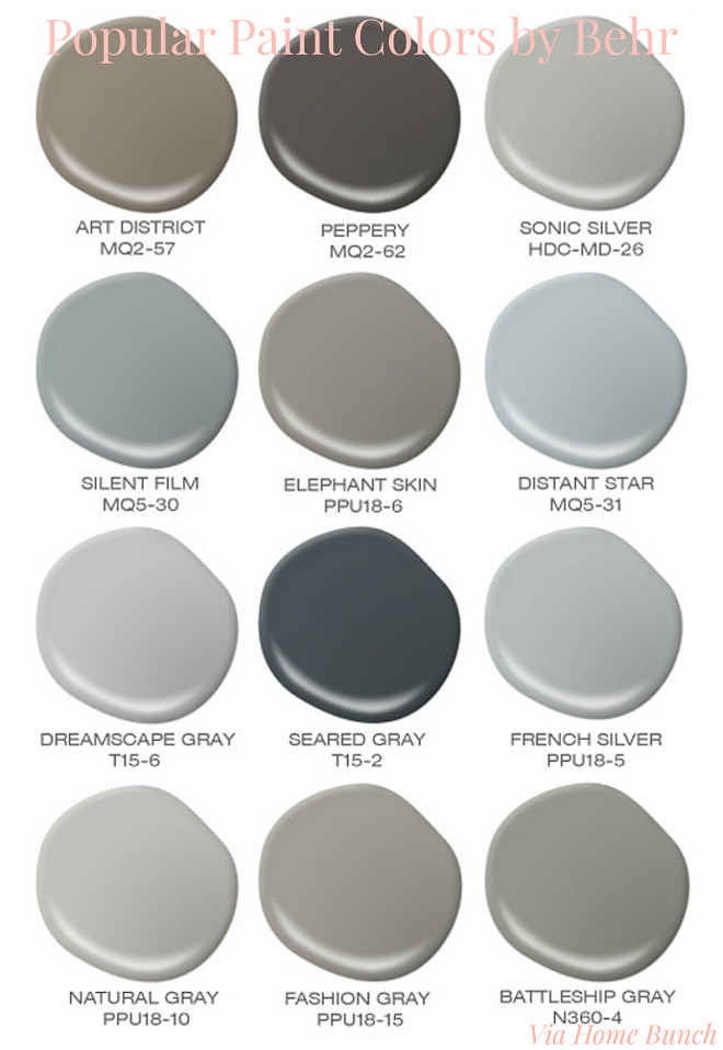 Interior design ideas home bunch interior design ideas - Most popular interior paint colors ...