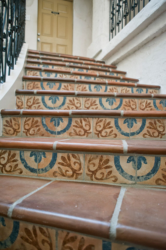 The Best Mexican Tile For Your Spanish Style D 233 Cor Home