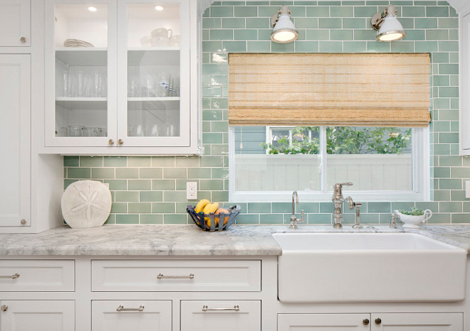 Alternative Backsplash Ideas