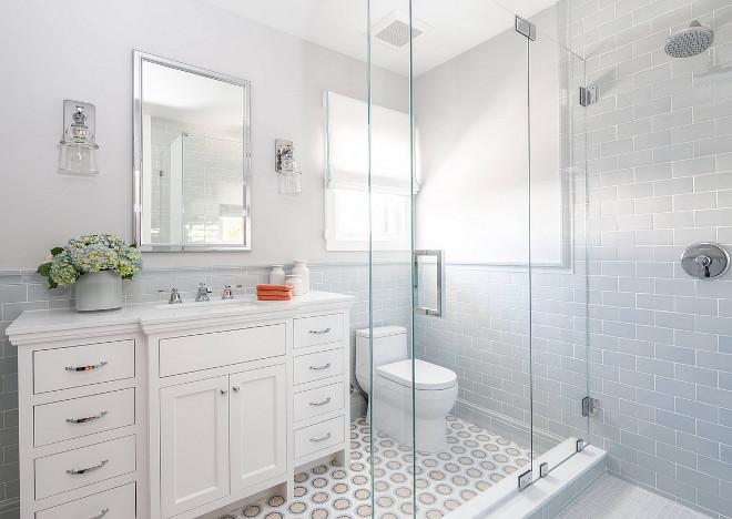 Bathroom Tile. Bathroom tile combination Ideas. Bathroom tiling is by New Ravenna. Bathroom Tile #BathroomTile #BathroomTiling #Bathroom #tiling #NewRavenna bathroom-tile Robert Frank Interiors