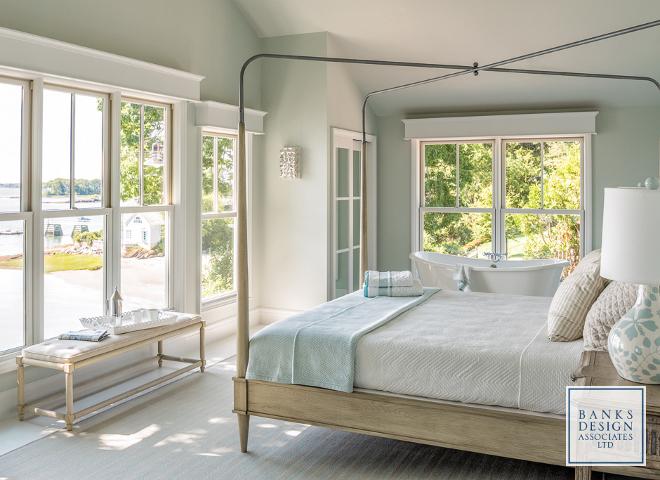Cedar Shingle Colonial Beach House Home Bunch Interior
