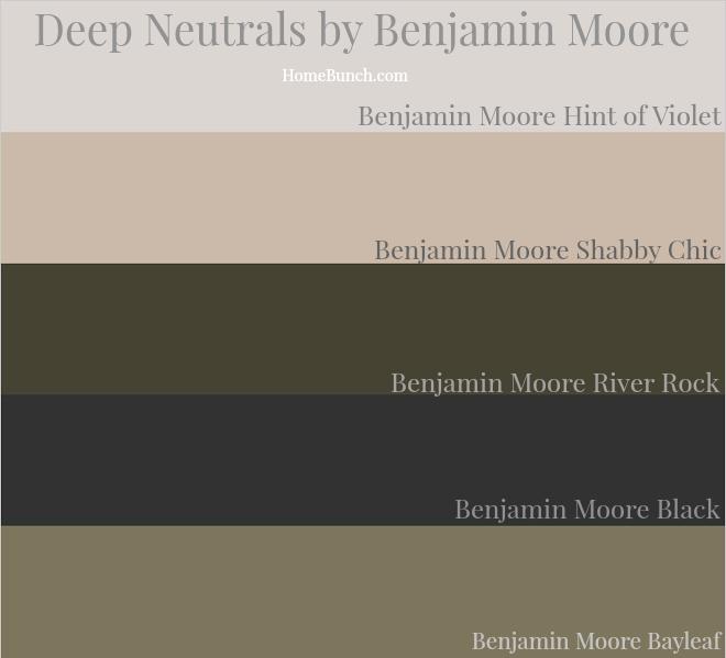 benjamin-moore-hint-of-violet-benjamin-moore-shabby-chic-benjamin-moore-river-rock-benjamin-moore-black-benjamin-moore-bayle