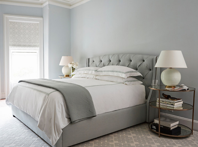 Interior paint color ideas home bunch interior design ideas for Clean bedroom ideas