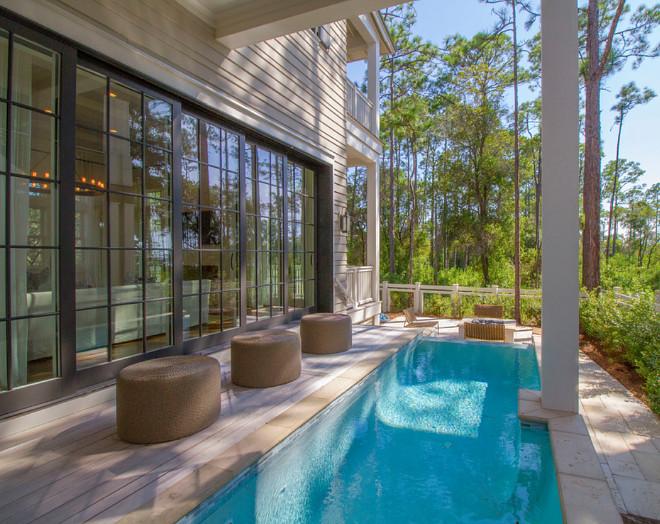 Deck Pool. Deck Pool Ideas. Small Deck Pool. Deck Pool #DeckPool #Deck #Pool #SmallPool deck-pool Geoff Chick & Associates