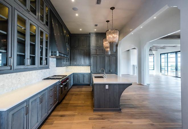 Kitchen Layout. Kitchen Layout. Kitchen cabinet and island layout. #KitchenLayout #KitchenCabinetLayout #KitchenIslandLayout kitchen-layout 155 Bannerman