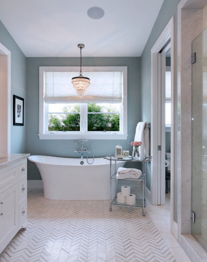 Sherwin Williams 7621 Silvermist. Sherwin Williams 7621 Silvermist. Sherwin Williams 7621 Silvermist Great bathroom paint color Sherwin Williams 7621 Silvermist #SherwinWilliams7621Silvermist #bathroom #paintcolor Brandon Architects, Inc sherwin-williams-7621-silvermist