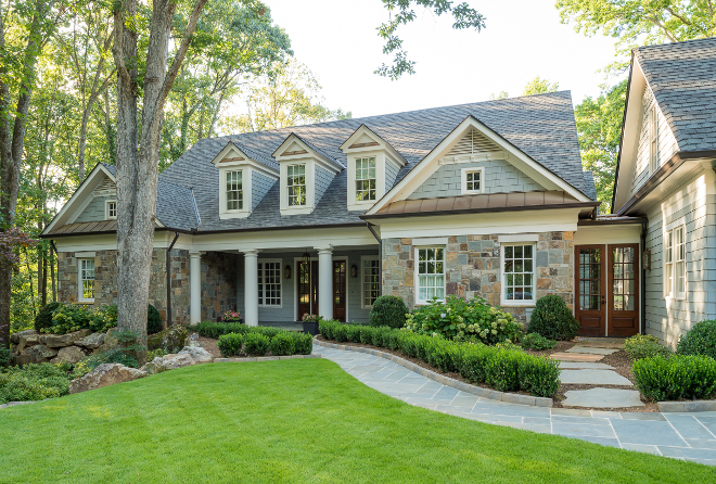 Traditional Home Ideas This House Is Located In A Well Elished Neighborhood Atlanta With