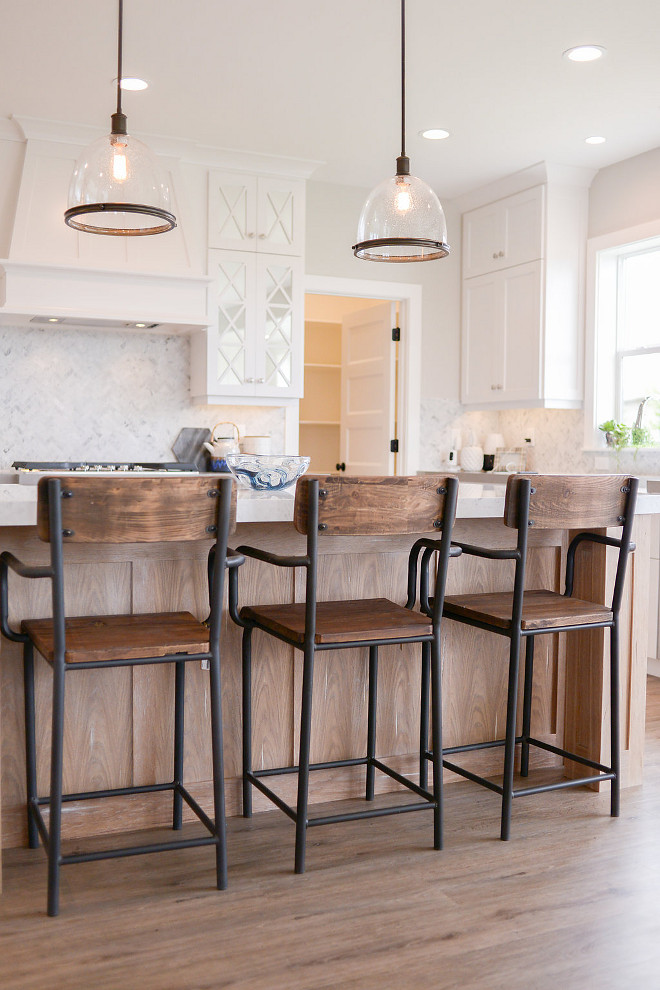 Seeded glass kitchen pendants. The seeded glass kitchen pendants are from Savoy House. Seeded glass kitchen pendant. #Seededglasskitchenpendant #Seededglasskitchenpendants Millhaven Homes