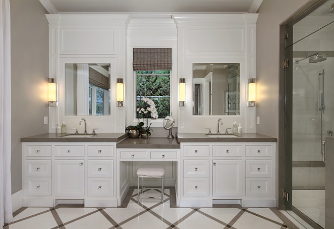 Bathroom Cabinet. Bathroom Cabinet. Bathroom Cabinet Ideas. #BathroomCabinet Brandon Architects, Inc