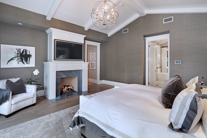 Bedroom fireplace. Bedroom fireplace ideas. Bedroom fireplace #Bedroomfireplace #Bedroom #fireplace Brandon Architects, Inc