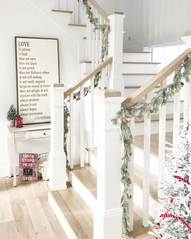 Farmhouse Foyer. Farmhouse Foyer Decor. Farmhouse Foyer Staircase. Farmhouse Foyer Banister. Farmhouse Foyer. #FarmhouseFoyer #FarmhouseFoyer #FarmhouseFoyerDecor #FarmhouseFoyerStaircase #FarmhouseFoyerBanister #FarmhouseFoyerIdeas Instagram Beautiful Homes of Instagram @NC_HomeDesign