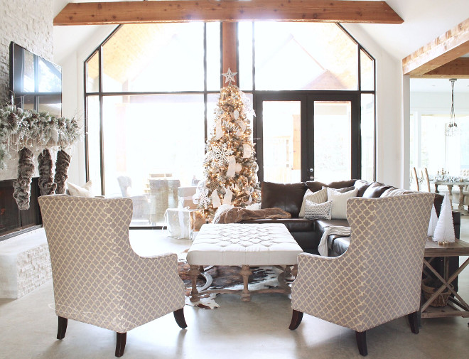 Living room Christmas Ideas. Living room Christmas Ideas. Living room Christmas Ideas <Living room Christmas Ideas> #LivingroomChristmasIdeas Beautiful Homes of Instagram organizecleandecorate