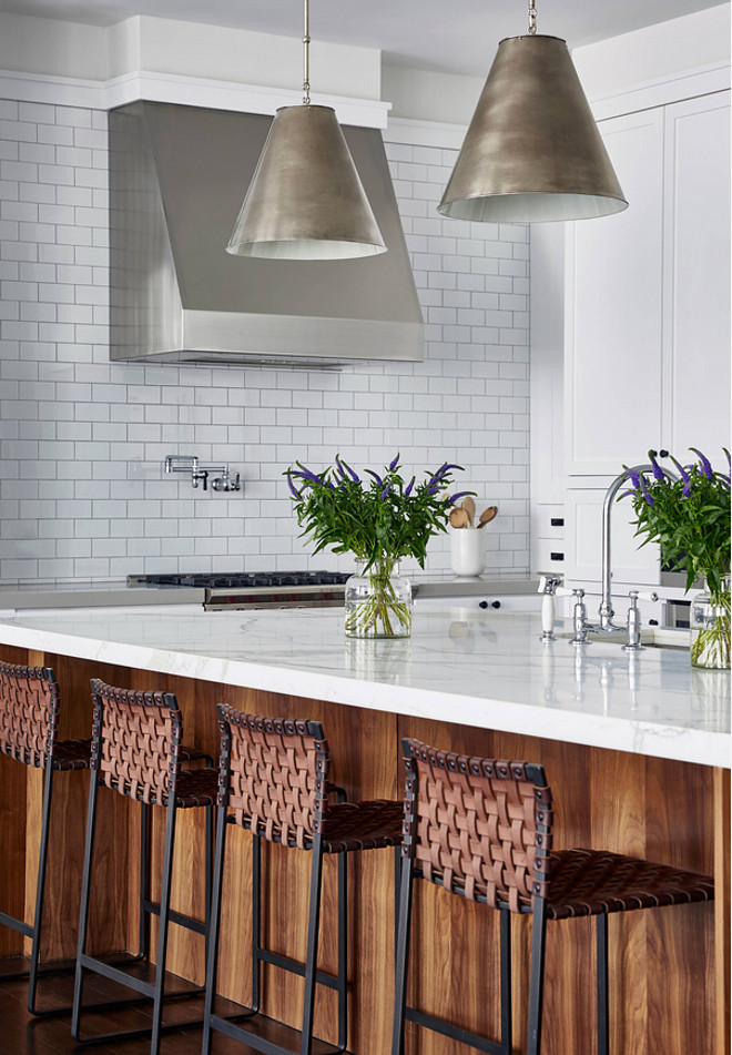 Pot Filler. Install a Pot Filler in Your Kitchen #potfiller Jacob Snavely Photography