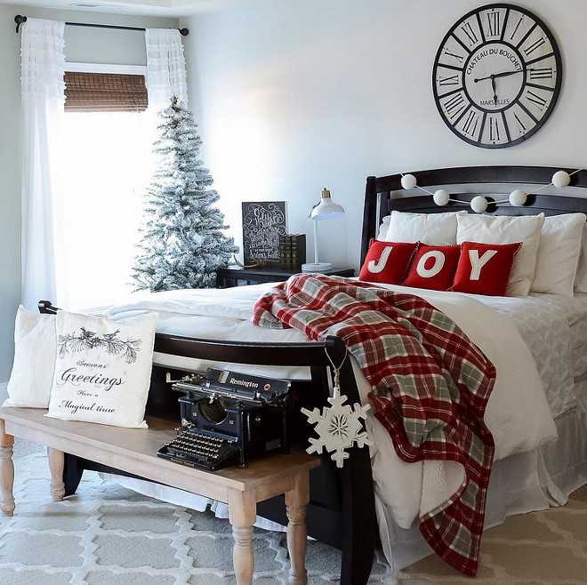Updating your bedroom for winter home bunch interior for Winter bedroom