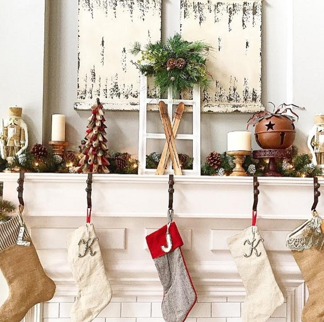 New 2016 christmas decorating ideas home bunch interior for Farmhouse christmas decorating ideas