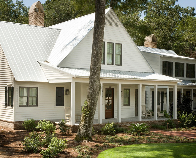 Sherwin Williams SW 7009 Pearly White. Sherwin Williams SW 7009 Pearly White White exterior paint color Sherwin Williams SW 7009 Pearly White. Sherwin Williams SW 7009 Pearly White #SherwinWilliamsSW7009PearlyWhite #SherwinWilliamsSW7009 #SherwinWilliamsPearlyWhite Markalunas Architecture Group