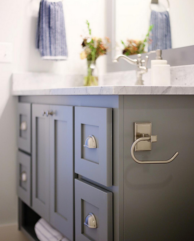 Bathroom Cabinet Paint Color Ideas: New 2017 Interior Design Tips & Ideas