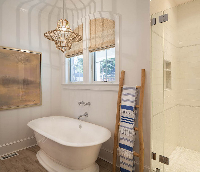 Calming Neutral Bathroom. Calming, zen bathroom. Calming Neutral Bathroom Design. Calming Neutral Bathroom Colors. Calming Neutral Bathroom Elements #Calmingbathroom #NeutralBathroom #Calmingbathrooms #ze bathroom #CalmingbathroomColors #CalmingNeutralBathroomElements Victoria Balson Interiors