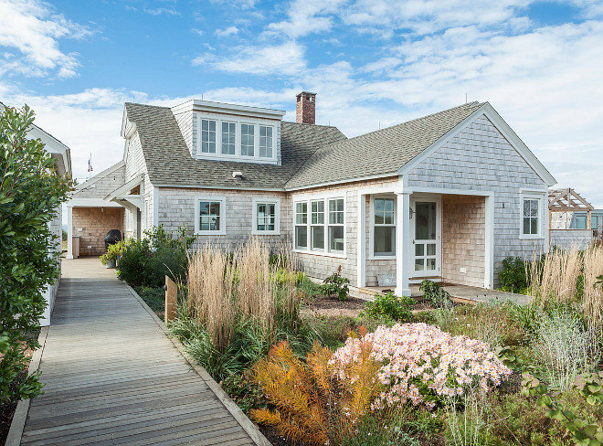 Cape Cod Beach Cottage Design Home