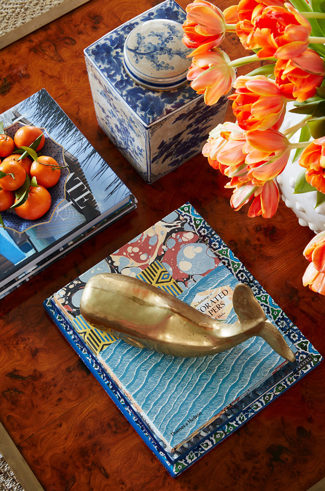 Coffee Table Styling. Beautiful and Vibrant Coffee Table Styling Ideas. Coffee Table Styling #CoffeeTableStyling Andrew Howard Interior Design