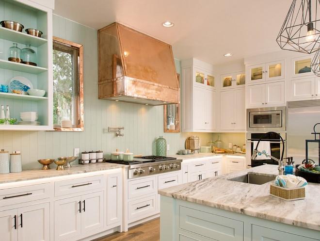 Copper Hood. Copper Kitchen Hood #CopperHood Copper Kitchen HoodCopper Hood. Copper Kitchen Hood Interior Gilt