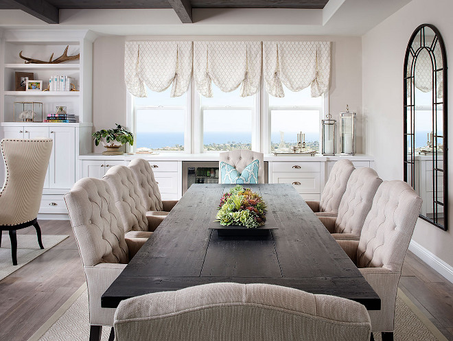 Dining Room. Dining Room Interior Ideas. Dining Room with neutral walls. Dining Room Design. Dining Room #DiningRoom #DiningRoomInteriorIdeas #InteriorIdeas #DiningRoomDesign #DiningRooms Tracy Lynn Studio