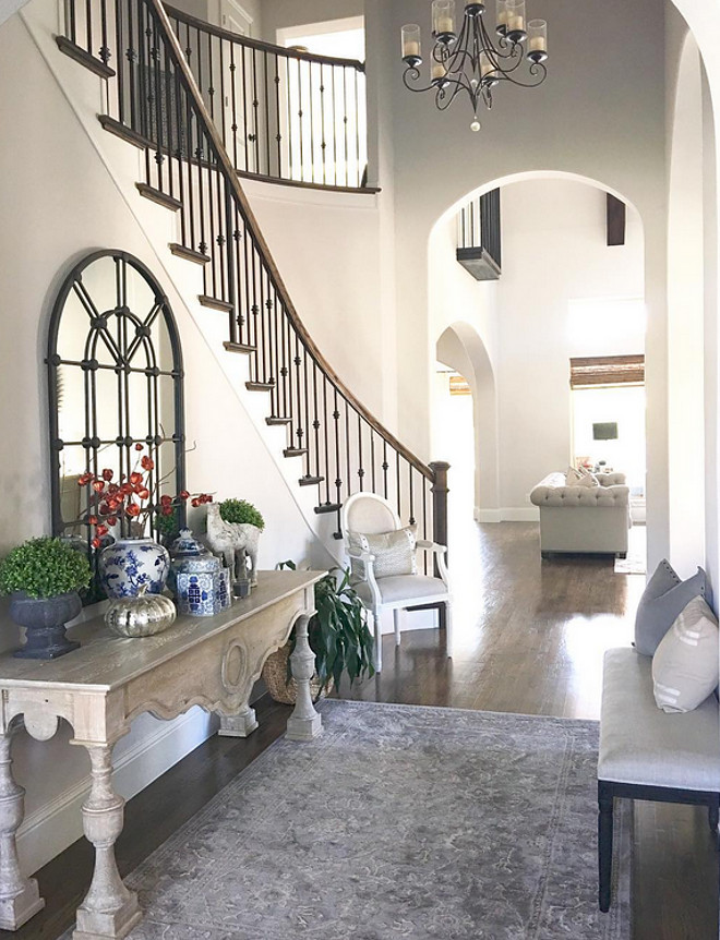 Foyer Furniture. Foyer Furniture. Foyer Furniture. Foyer Furniture #FoyerFurniture #Foyer #Furniture Beautiful Homes of Instagram: classicstylehome