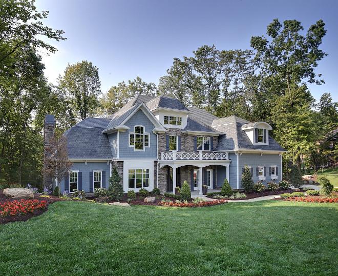 Home exterior design ideas. Homes. #Homeexterior #homeexteriordesign Barrington Homes Inc.