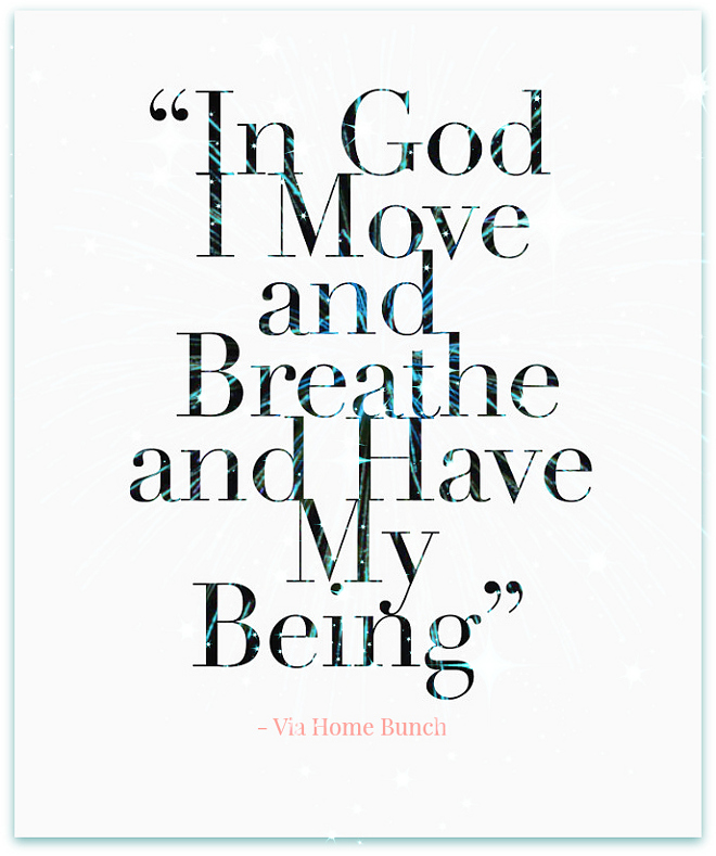 In God I Move and Breathe and Have My Being. Oprah's Mantra In God I Move and Breathe and Have My Being #InGodIMoveandBreatheandHaveMyBeing #Oprah #Mantra