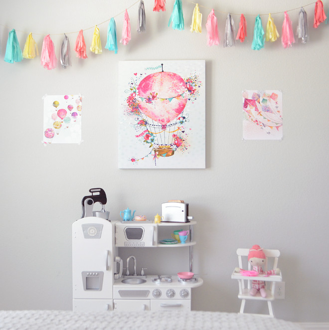 Kids decor Ideas. Kids decor. #KidsdecorIdeas Home Bunch's Beautiful Homes of Instagram Pillow Thought