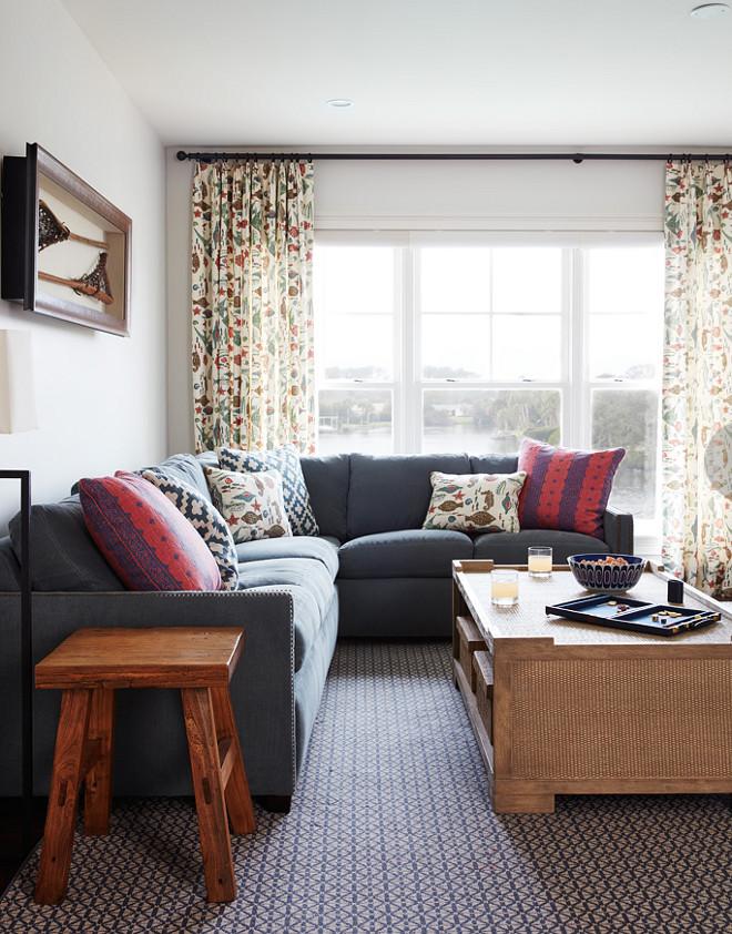 Living Room Color Scheme. Living Room Color Scheme and Furniture. Living Room Color Scheme, Furniture and fabrics. #LivingRoom #ColorScheme #Furniture #Fabric Andrew Howard Interior Design