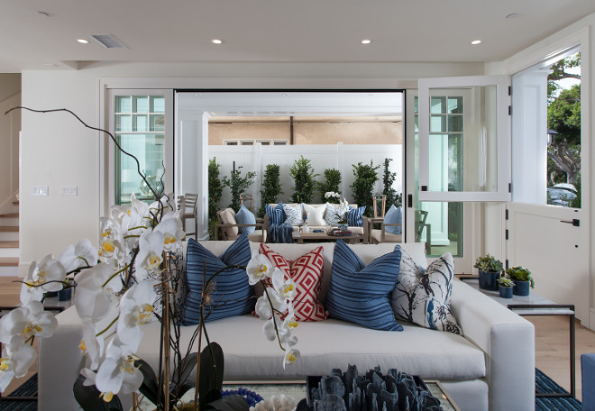 Living room Porch Door. Living room Porch Door. Living room Porch Door Ideas #Livingroom #Porchdoor Brandon Architects, Inc.