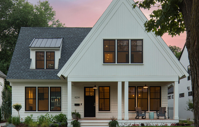 Category home exterior paint color home bunch for Farmhouse windows