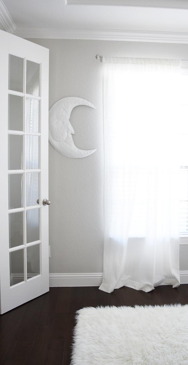 Paint Color. Grey Paint Color #PaintColor Pillow Thought Home