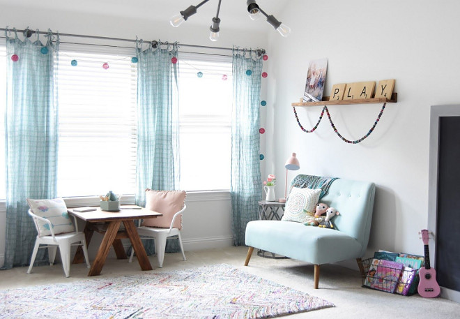 Playroom. Kids Playroom. Playroom #Playroom Home Bunch's Beautiful Homes of Instagram Pillow Thought