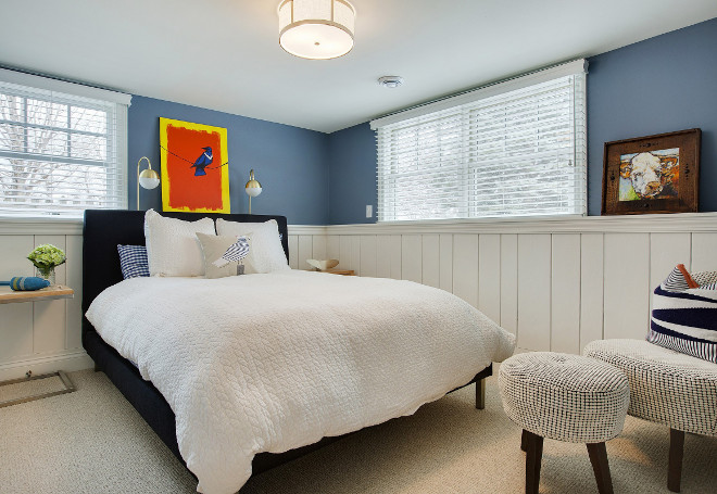 Benjamin Moore Bachelor Blue New Images