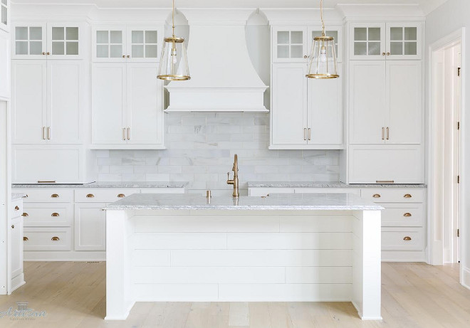Benjamin Moore Pure White. Benjamin Moore Pure White. Benjamin Moore OC-64 Pure White #BenjaminMooreOC64PureWhite #BenjaminMoorePureWhite #BenjaminMooreOC64 #BenjaminMooreCrispwhite #BenjaminMoorepaintcolor Built by Artisan Signature Homes. Interior Design by Gretchen Black from Greyhouse Design.