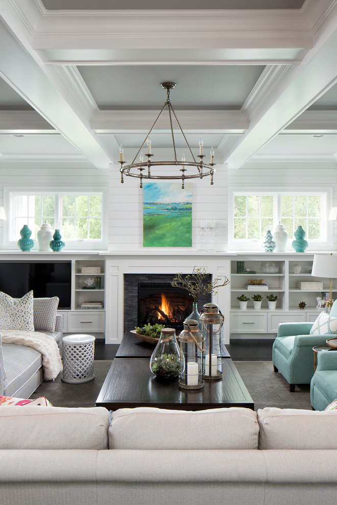 Blue, Grays and Turquoise interior color palette, Soothing Blue, Grays and Turquoise interior color scheme, Blue, Grays and Turquoise interior color scheme ideas #BlueGraysandTurquoise #Bluecolorpalette #Graycolorscheme #Turquoise #Turquoisecolorpalette #Turquoisecolorscheme #interiorcolorpalette #interiorcolors #interiorcolorscheme #interiorcolor Grace Hill Design