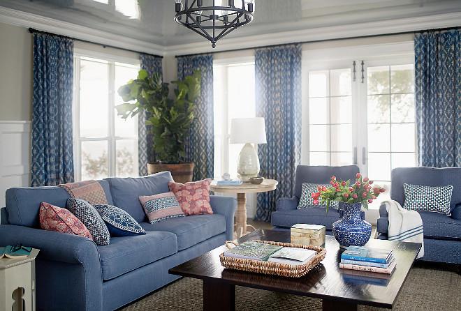 Florida Beach Cottage with Beautiful Coastal Interiors ...