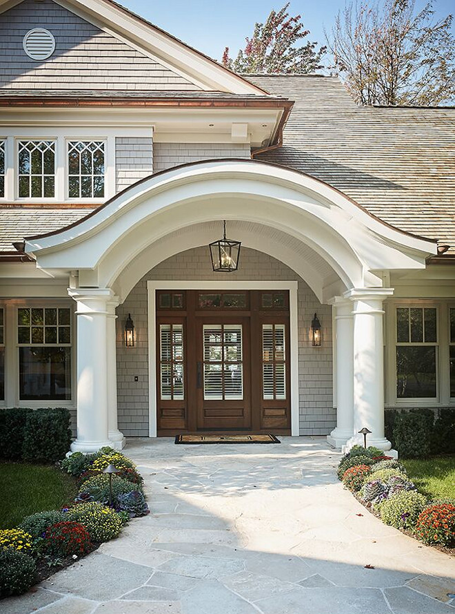 Front Entry. Classic Front Entry, Front Entry Door. Front Entry Door Sidelights, Front Entry Lighting #FrontEntry #ClassicFrontEntry #FrontEntryDoor #FrontEntrySidelights #FrontEntryLighting Dwellings