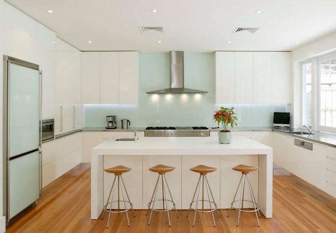 What Is A Kitchen Glass Splashback Home Bunch Interior Design Ideas