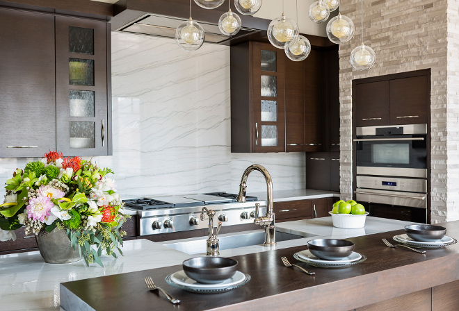 Kitchen Lighting, Modern Kitchen Lighting, Modern Kitchen Lighting Ideas, Lighting is from Bahir Lighting #KitchenLighting #ModernKitchenLighting Hendel Homes