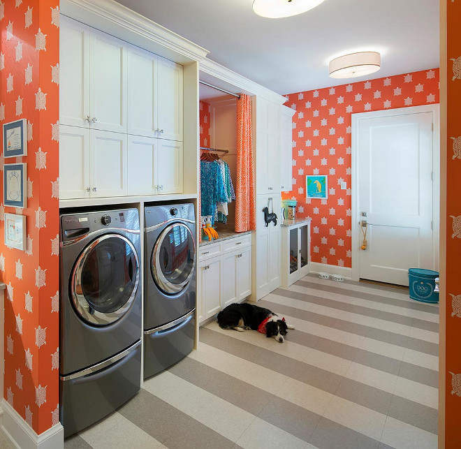 Laundry room, Laundry room cabinet, Laundry room flooring, Laundry room lighting, Laundry room dog crate, Laundry room pet #Laundryroom #Laundryroomflooring #Laundryroomlighting #Laundryroomcabinet #Laundryroomdogcrate #Laundryroompet #Laundryroompetcrate Lucy Interior Design