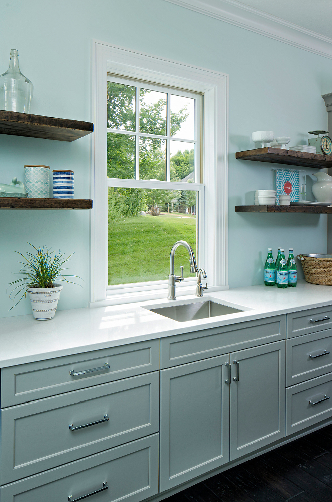Coventry Gray HC-169 by Benjamin Moore, Light gray shaker cabinet, The grey shaker cabinet paint color is Coventry Gray HC-169 by Benjamin Moore, Benjamin Moore Light gray shaker cabinet, Coventry Gray HC-169 by Benjamin Moore, Benjamin Moore Light gray shaker cabinet paint color #BenjaminMooreLightGray #Lightgray #shakercabinet #greyshakercabinet #lightgrayshakercabinet #CoventryGrayHC169BenjaminMoore #CoventryGrayBenjaminMoore #HC169BenjaminMoore #CoventryGray #HC169 #BenjaminMoorePaintcolors Grace Hill Design