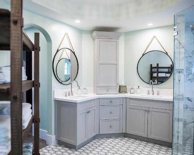 Master bathroom cabinet, Master bathroom cabinet design, Master bathroom cabinet with two sinks design, #Masterbathroomcabinet #Masterbathroomcabinetdesign #Masterbathroomcabinettwosinks Waterview Kitchens