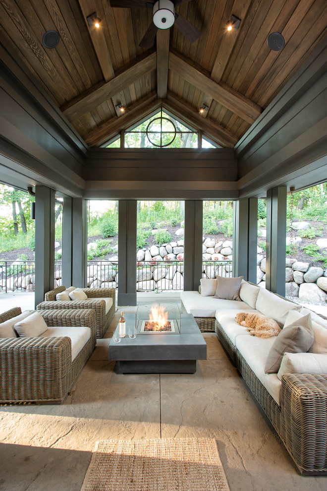 Crisp Home Design With Modern-Organic Interiors