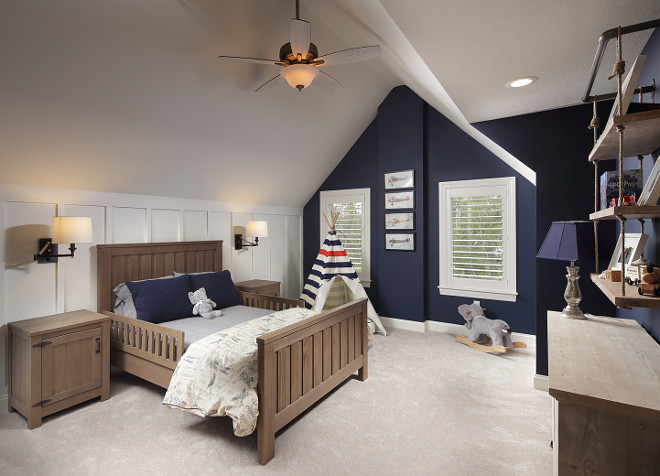 Sherwin Williams Naval SW 6244. Sherwin Williams Naval SW 6244. The color used here was Sherwin Williams Naval SW 6244. Sherwin Williams Naval SW 6244 #SherwinWilliamsNavalSW6244 Barrington Homes Inc.