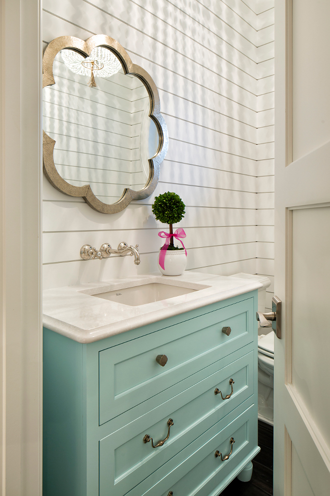 Sherwin-Williams SW 6764 Swimming, Aqua Cabinet Paint Color Sherwin-Williams SW 6764 Swimming #SherwinWilliamsSW6764Swimming #Aquapaintcolor #aquacabinetpaintcolor #SherwinWilliamsS #W6764 #Swimming  Grace Hill Design